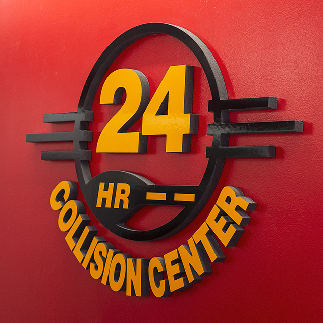 24HR Collision Center Auto Body Mechancis